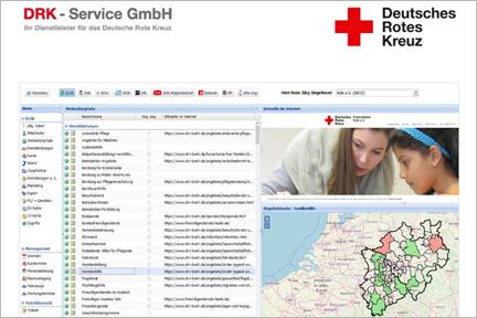 Dienstleistungsdatenbak (DLDB)