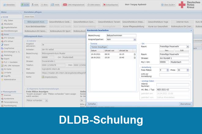 DLDB-Schulung